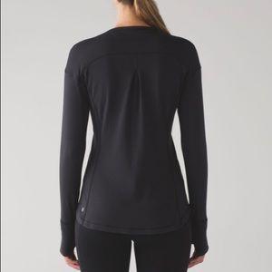 Lululemon Outrun Long Sleeve Top Size 6
